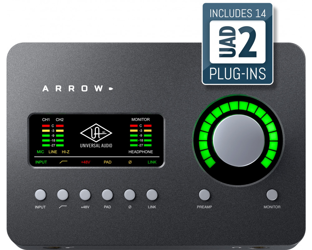 UAD Arrow top